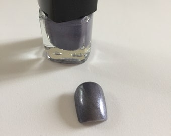 Blue Violet Nail Polish 7 Free 3.5 ml