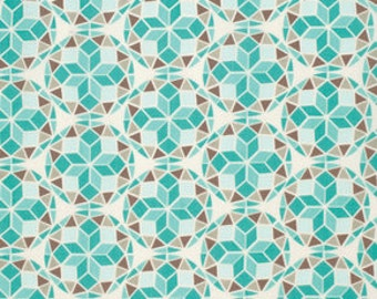 Birch Farm by Joel Dewberry - Prism Egg Blue 1 yd