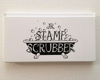 Jr. Stamp Scrubber - Stamp Cleaning Pad