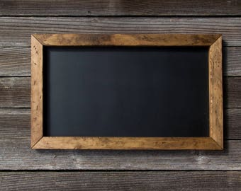Rustic Chalkboard | Magnetic Chalkboard | Rustic Chalkboard | Wedding Chalkboard | Wedding Decor | Farmhouse Home Decor | SIgn