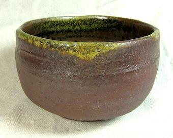 Matcha Chawan - wood fired