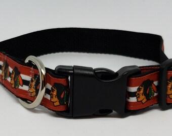 Chicago Blackhawks Collar