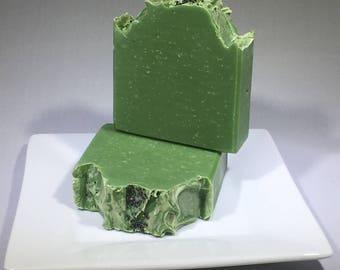Lemongrass Poppy Seed Soap