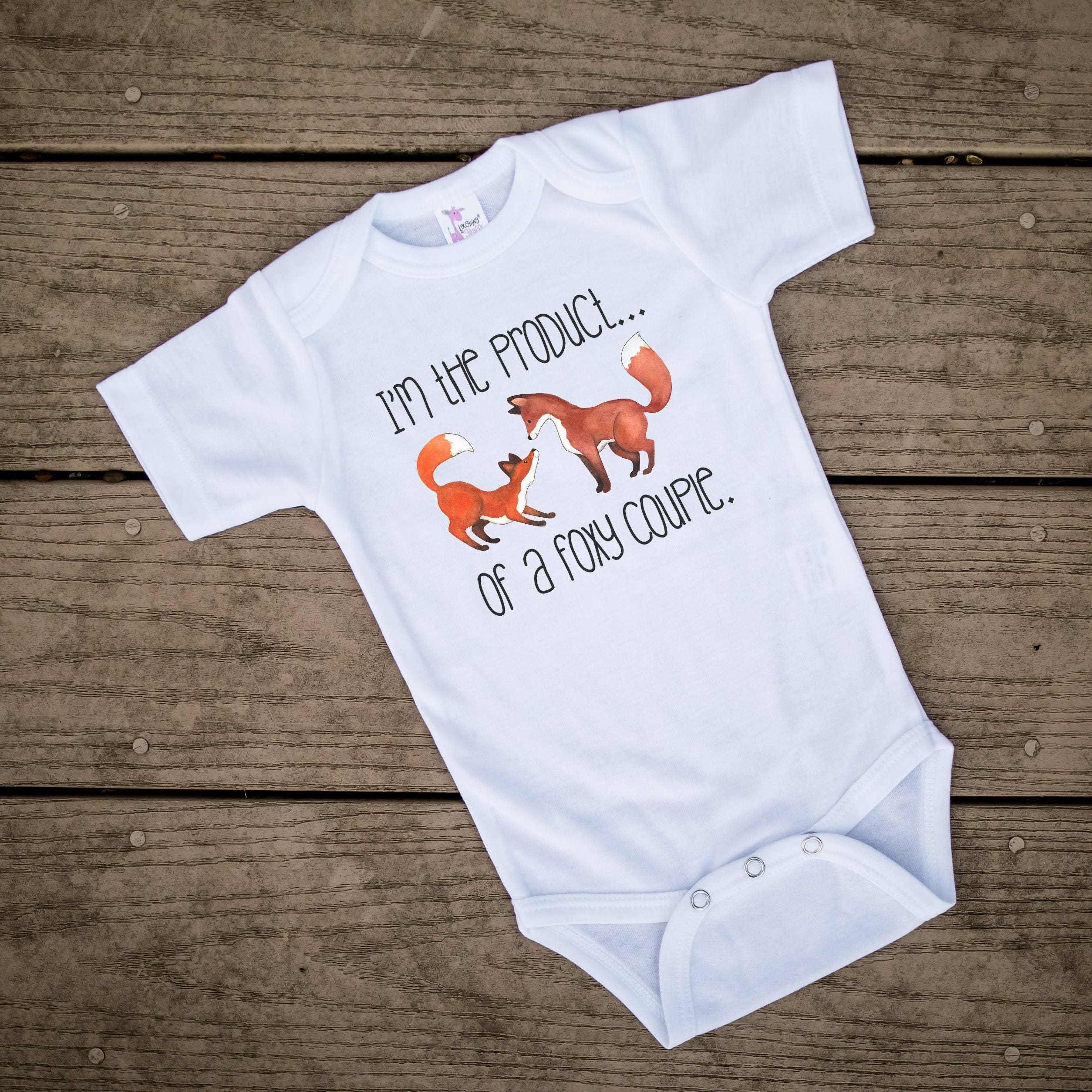 Fox baby clothing Cute Baby clothes Funny Baby clothes
