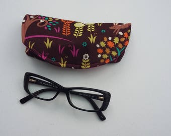 Woodland Glasses Case