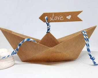 """Boat placeholder """"Love"""" theme Travel"""