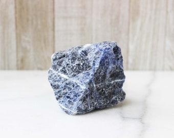 Raw Natural Sodalite Crystal | #2