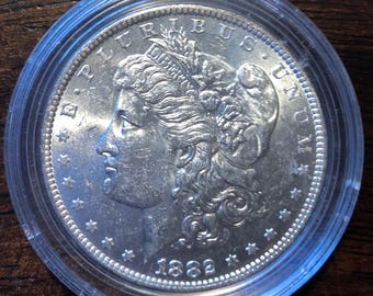 1882-O United States Morgan Dollar Minted in New Orleans