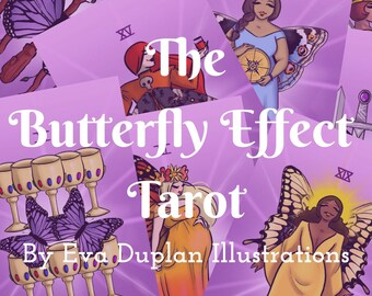 The Butterfly Effect Tarot Deck