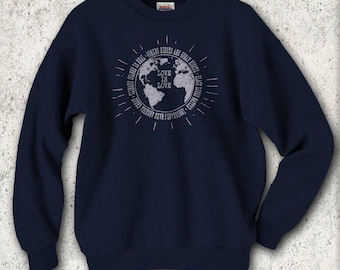 Activist Sweatshirt, Love Is Love, Black Lives Matter, Women's Rights Human Rights, Immigrants Make America Great, Climate Change is Real