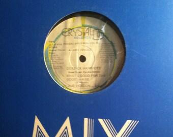"""Derrick Harriott What's Good For The Goose Reggae Vinyl 12"""" Record"""