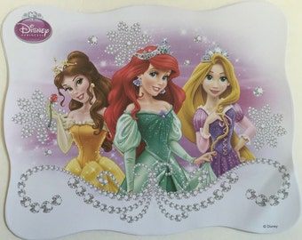 Princess Sparkle Placemats 12ct