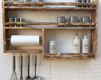 Spice Rack Large