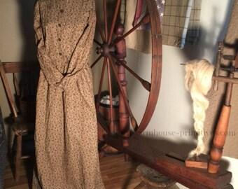 Covered Wagon Dress