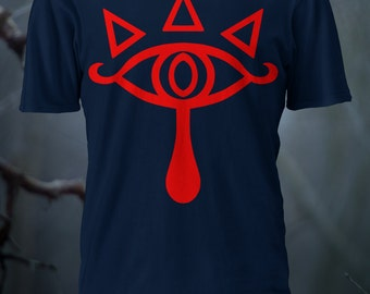 Lens of Truth Sheik Tshirt - Legend of Zelda