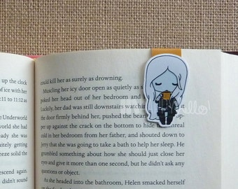 Magnetic Bookmarks • Assassins Need Coffee Too
