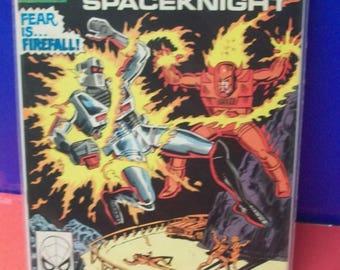 1980 Marvel Comics Rom Spaceknight #4  Rom Vs FireFall Spaceknight VF-NM Condition Vintage Marvel Comic Book