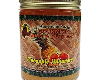 Pineapple Habanero Jam