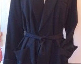 Liz Sport Black dressy Jacket Vintage 90's