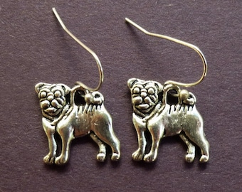 Choose Your Breed ~ Adorable Pet Earrings ~ See Second Pic for Available Charms