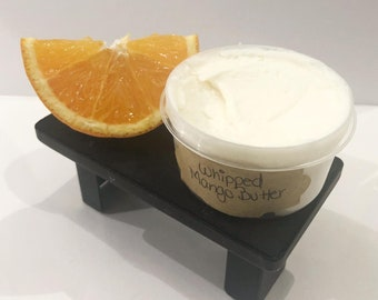 Whipped Mango Butter Scented w/ Orange