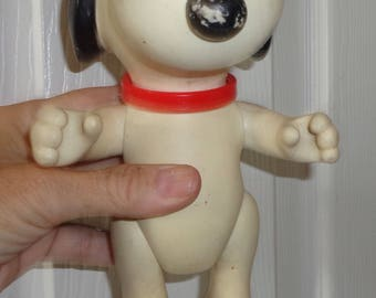 poseable snoopy doll