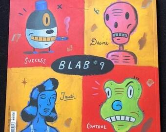 World Cup of Sales BLAB #9 1997 Alt Underground Comix Fantagraphics