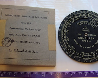 World War Two WW@ Air Force computer mint condition !!