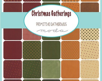 Christmas Gathering Layer Cake by Primitive Gatherings