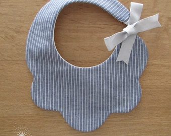 SEWING PATTERN * Baby Bib Model n.1 * Catarina M.