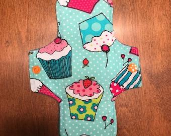 """8.5"""" Cloth Pad, mama cloth, moon pad"""