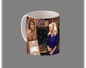 Three's Company Coffee Cup #1114