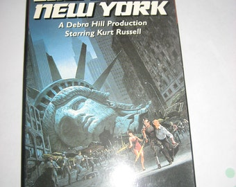 Escape From New York VHS