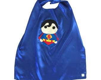 Kids Superhero Cape - Super Baby - Children's Clothing - Girls or Boys Gift