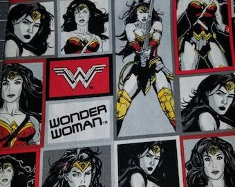Black, Red and White Wonder Women