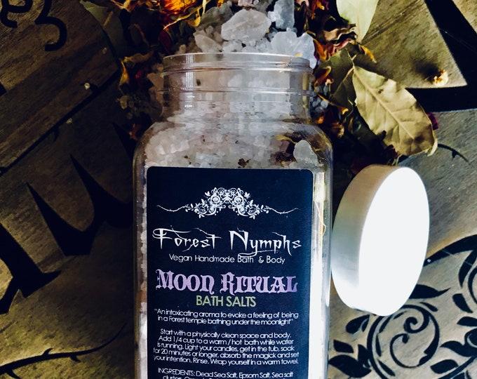 Moon Ritual Bath Salts