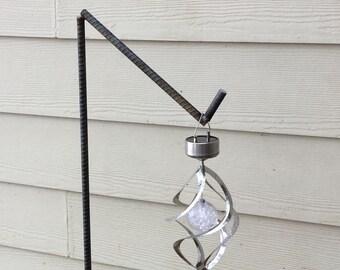 Solar Powered Latern With Hanger| Led Lights Powered By Solar | Color Changing Landscape Lights | Flower Basket Hanger