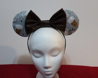 Coffee Lover Mouse Ears