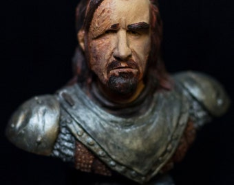 Resin figure: EL ESBIRRO
