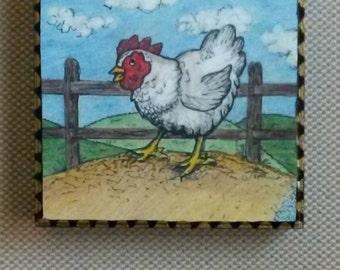 Kitsch Hen for your Kitchen