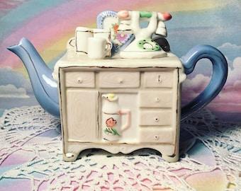 Vintage Ceramic Decorative Kitchen Creamer