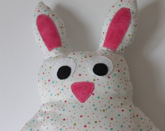 INSTANT DOWNLOAD Hop the Bunny Pattern Stuffed Animal Toy Perfect for Easter or Spring