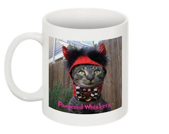 Little Devil coffee mug