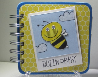 Buzzworthy Password Book