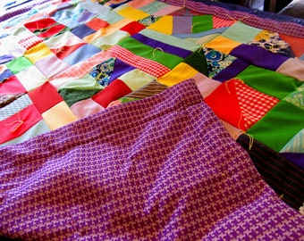 POLY~MANIA QUILT