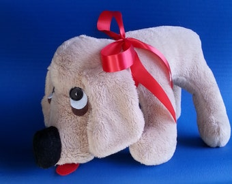 Morgan Plush Stuffed Basset Hound Dog by Jane