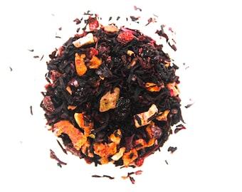 Passion Fruit Hibiscus Herbal Tea