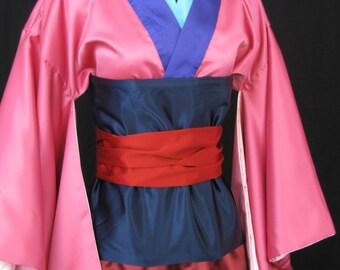 Mulan Custom Costume