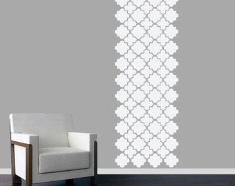 Moroccan Tiles - Shapes Wall Decals