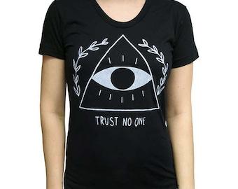 Trust No One Tshirt